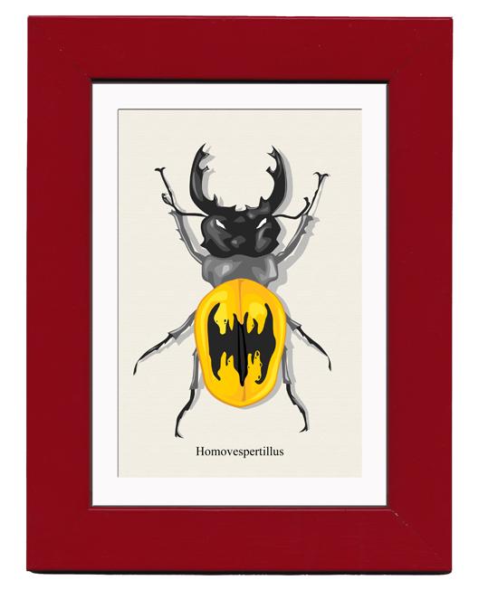 Homovespertillus AKA Bat Bug by mattcantdraw