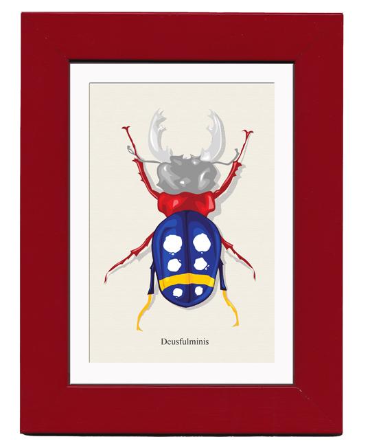 Deusfulminis AKA Thor Bug by mattcantdraw