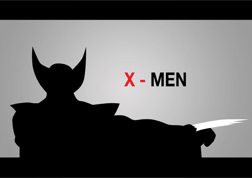 X-Men by mattcantdraw