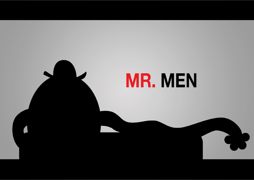 Mr. Men by mattcantdraw