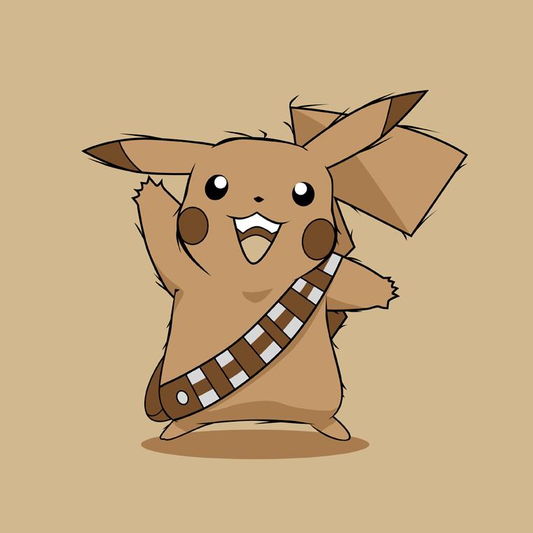 Pikachew by mattcantdraw