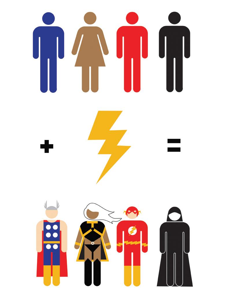 Lightning Maths by mattcantdraw