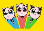 Jigglypuff Girls by mattcantdraw