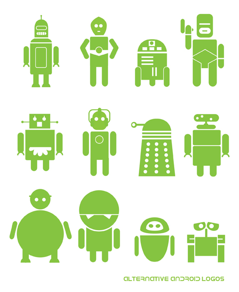 robots favourites by elijarman on DeviantArt