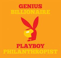 Genius Billionaire Playboy Philanthropist by mattcantdraw