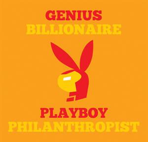 Genius Billionaire Playboy Philanthropist