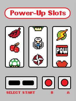 Power-Up Slot Machine
