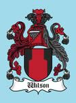 Super Clan Coat of Arms: Wilson