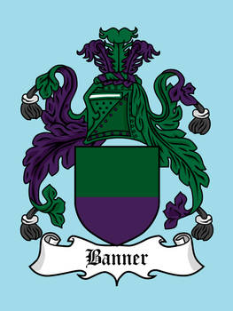Super Clan Coat of Arms: Banner