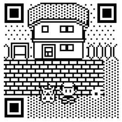 8 Bit Qr Codes By Mattcantdraw On Deviantart