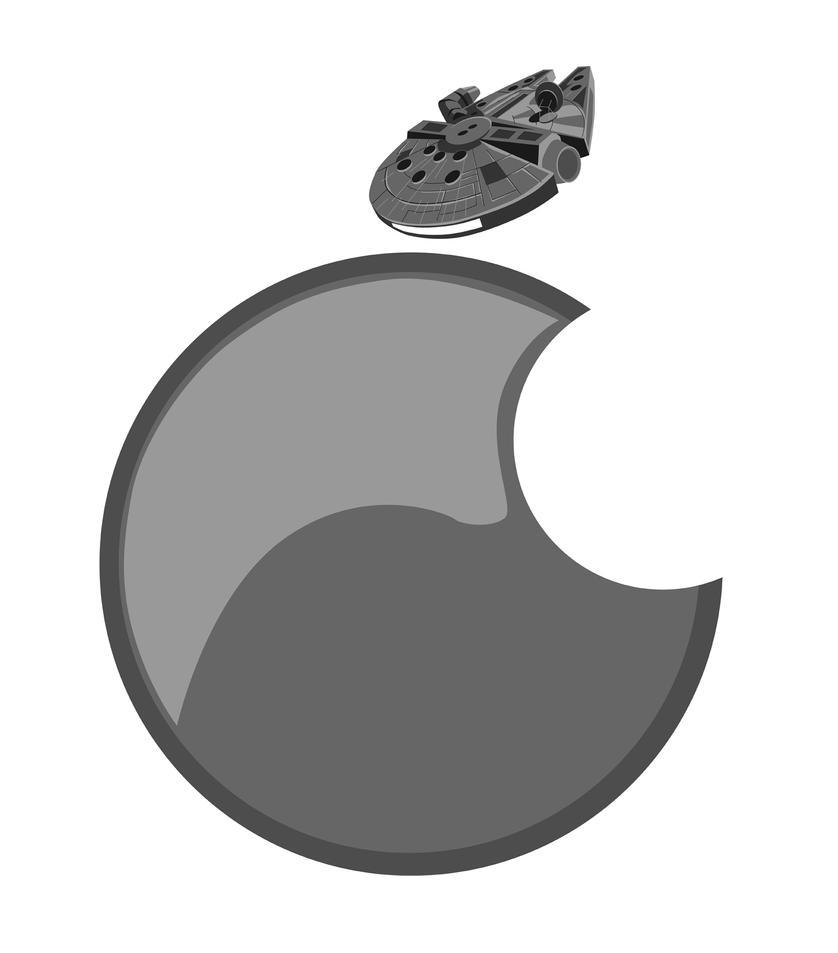 star wars apple logomattcantdraw on deviantart