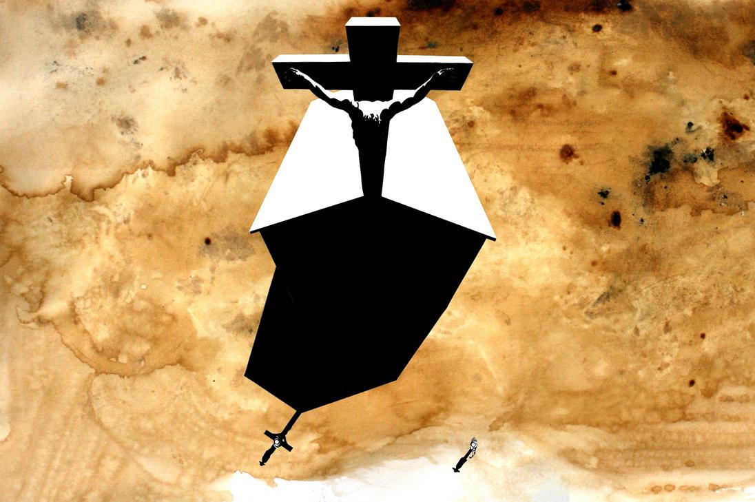 animation still- church by mattcantdraw
