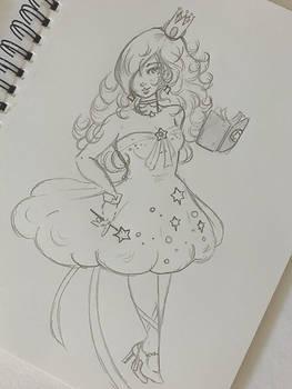 New Dress Rosalina