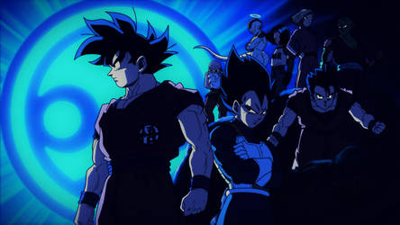Dragon Ball Super - Universe 7