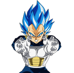 Vegeta Final Flash (New Form)