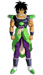 Broly by hirus4drawing