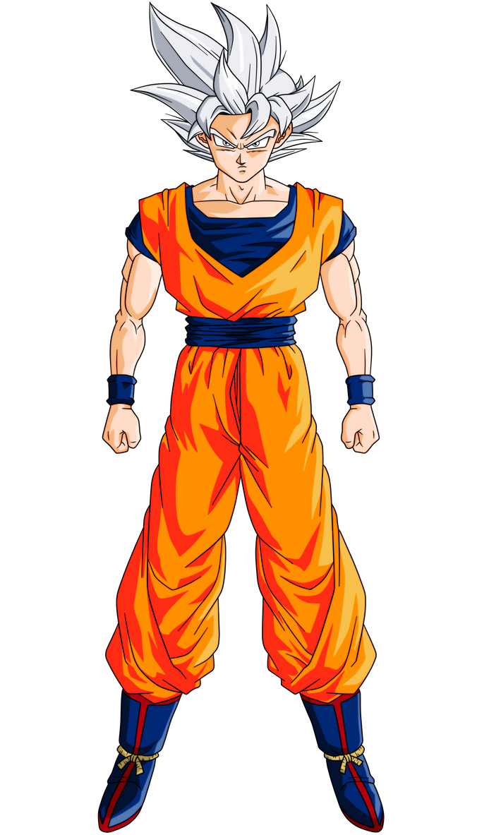 Goku (Migatte no Goku'i' Manga) by hirus4drawing