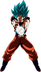 Son Goku (Super Saiyan Blue)