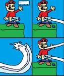 Mario's Milk