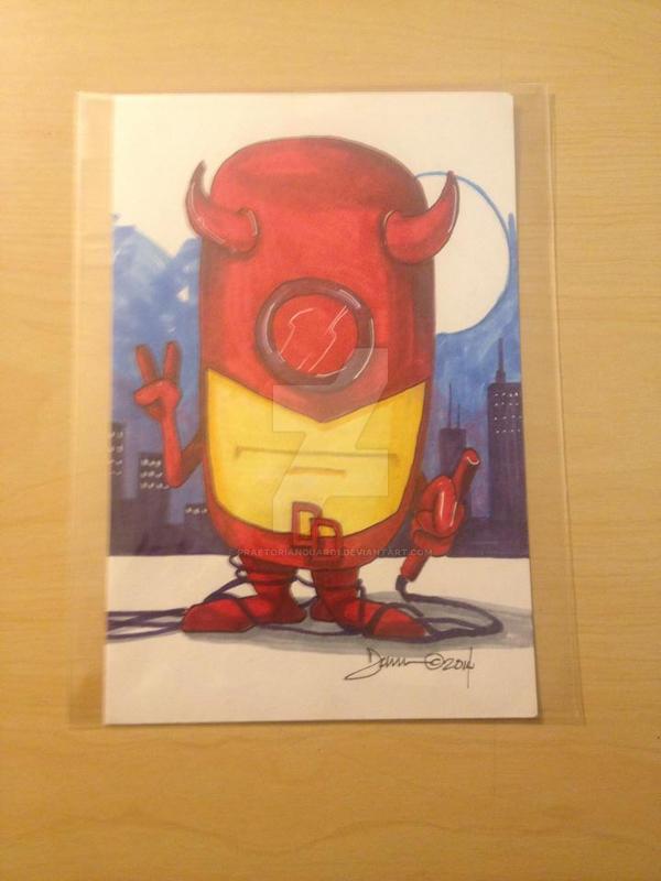 Daredevil Minion by Praetorianguard1