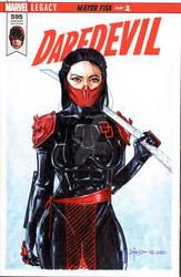 Daredevil's Daughter