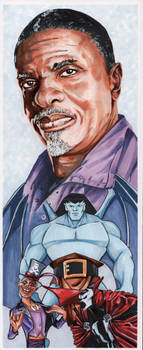 Keith David: Voices of series