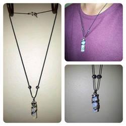 Gem Dragon Necklace