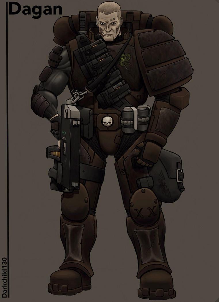 Legion by darkchild130
