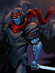 Cyber Shadow by darkchild130