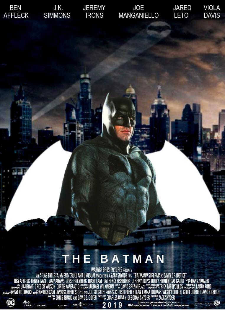 Batman Film 2019