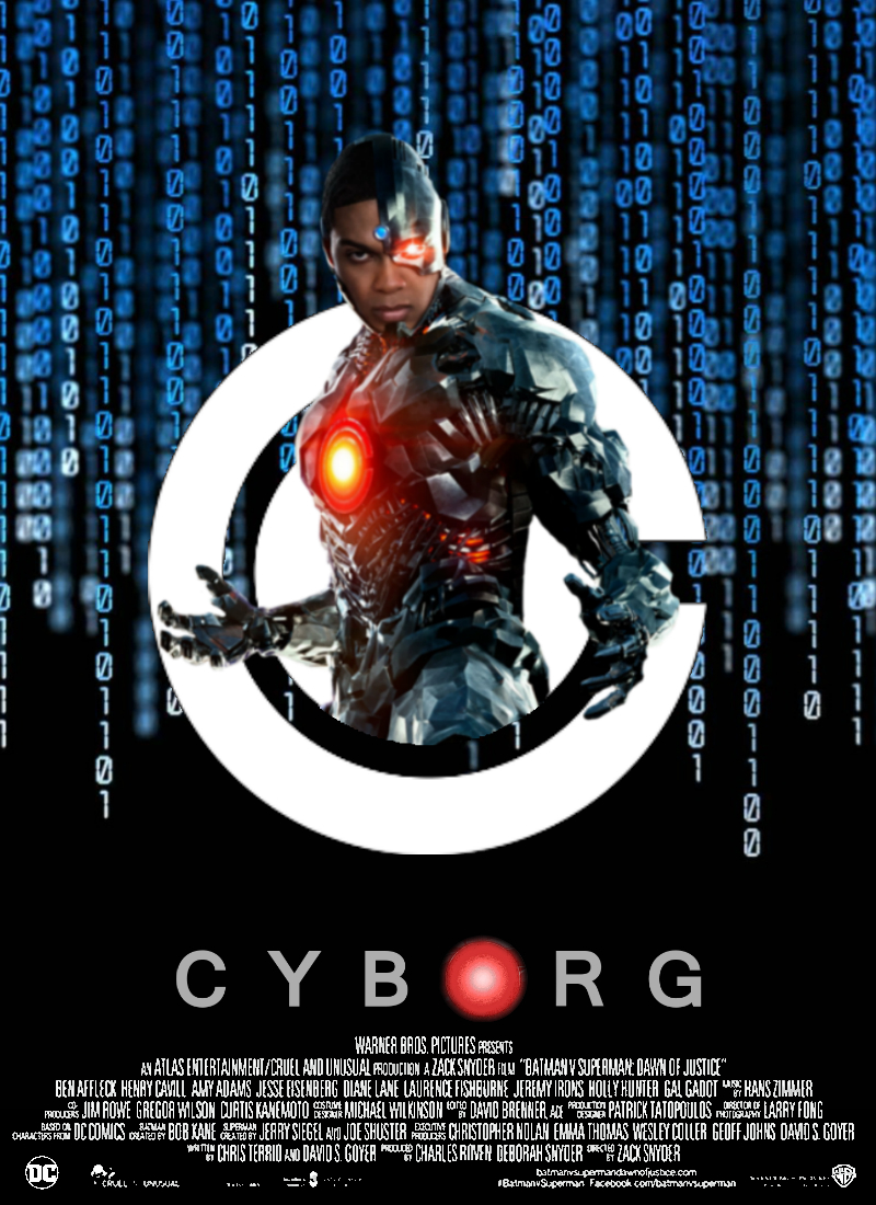 cyborg movie poster 2 by jackjack671120 on deviantart