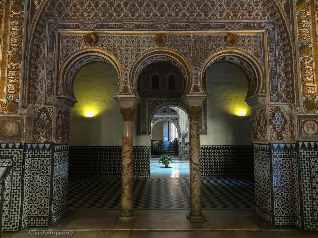 Royal Alcazar Palace - Seville by Cloudwhisperer67