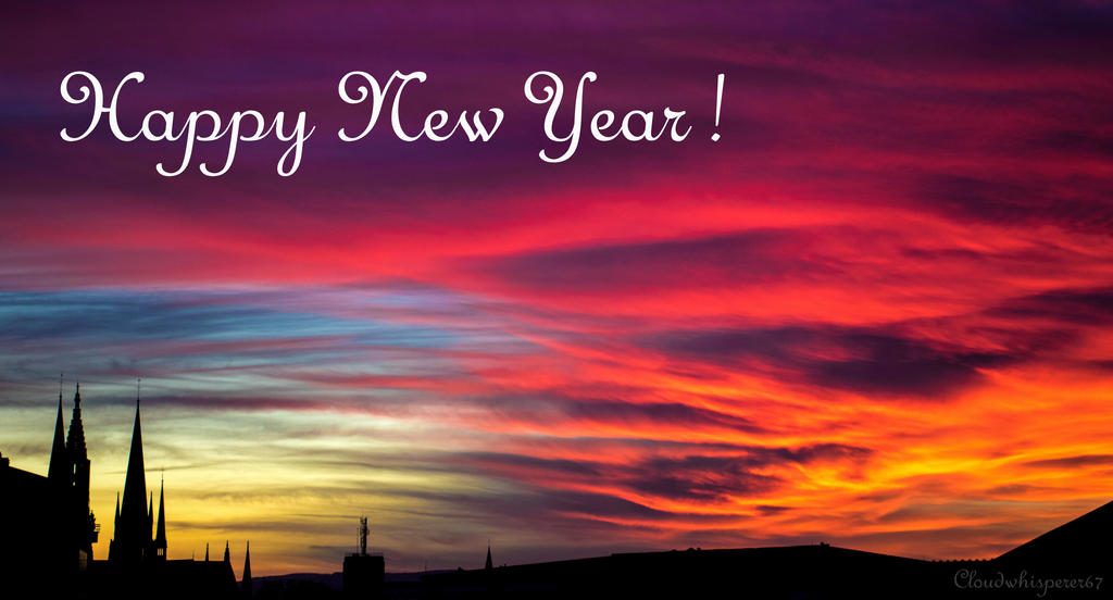 Happy New Year! by Cloudwhisperer67