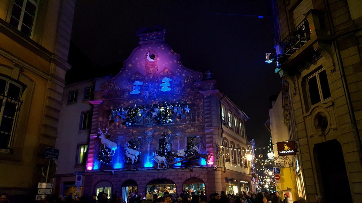 Xmas Market - Strasbourg 2016 (2) by Cloudwhisperer67