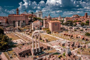 Rome - The Eternal City - Palatine Hill
