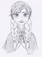 Anna... Again by JasminSC