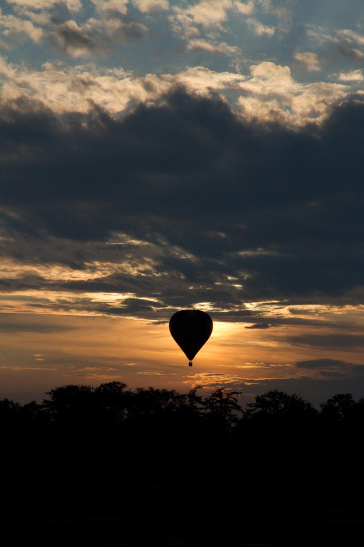 Hot Air Balloon by TheDutch87