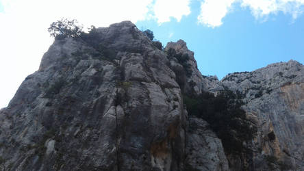 Gorropu's mountain 2
