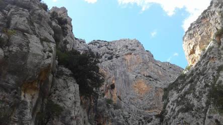 Gorropu's mountain 3