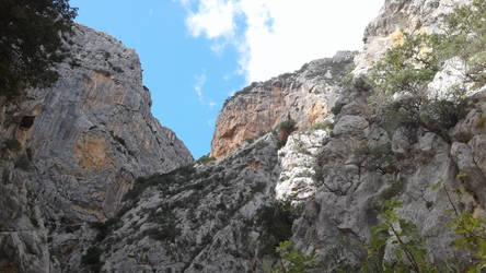 Gorropu's mountain 4