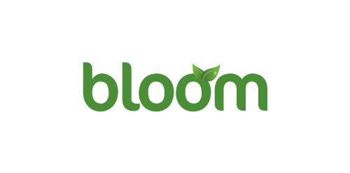 Bloom logo by birofunk