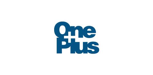 OnePlus logo by birofunk