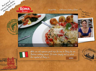 Roma Recipies by birofunk