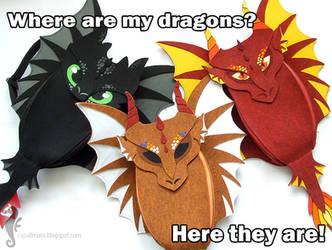Dragon Family photo :)