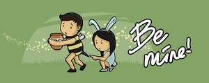 Honey Bee Honey Bunny