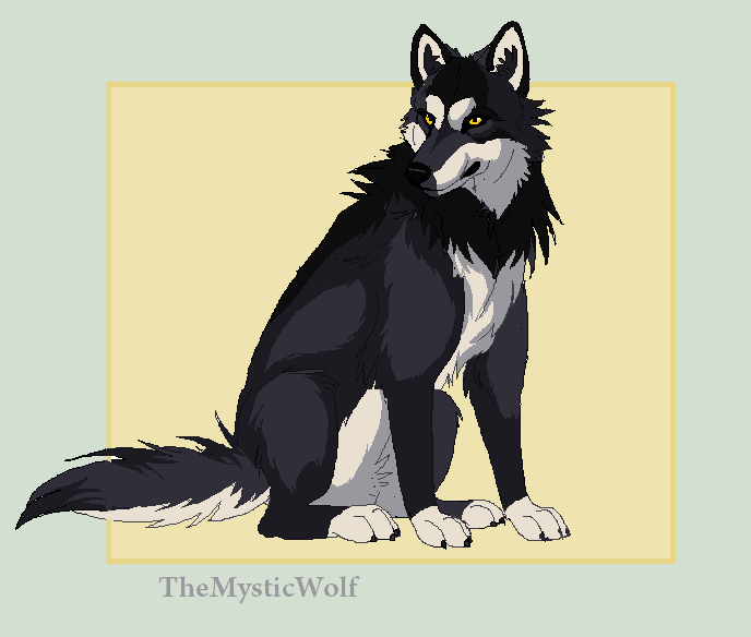 Easy ! How to turn words WOLF into a Cartoon  Lets Learn