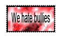 bullying Stamp by TheMysticWolf