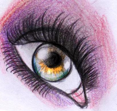 Beauty Eye by TheMysticWolf