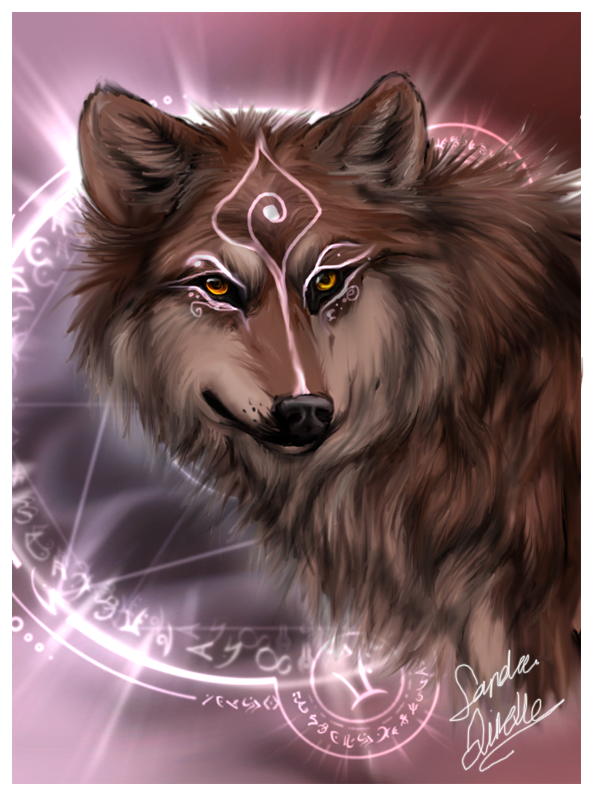 Unknown x Aurora Looking_at_you__by_themysticwolf-d3gv3ct
