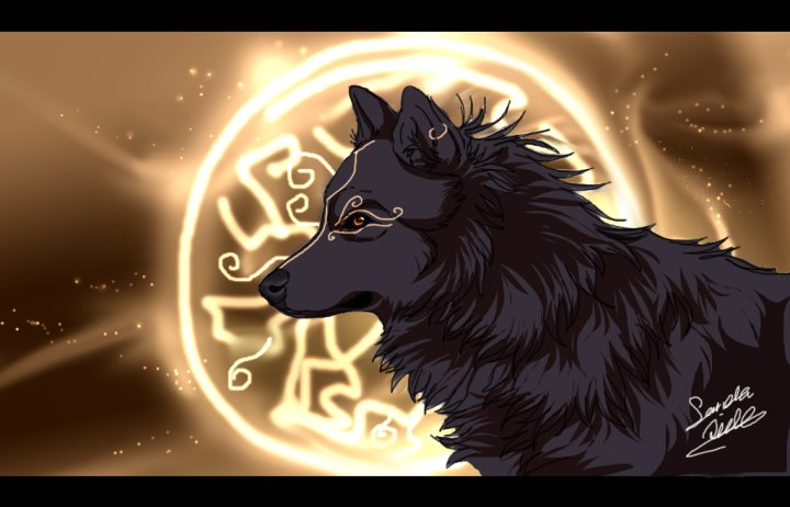 When the children sing, let a new world begin~ Guardians_by_themysticwolf-d3i3il6